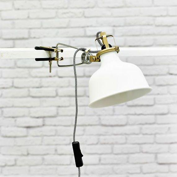 U003e3 New Ikea Ranarp Lamp Collection | ArtCream