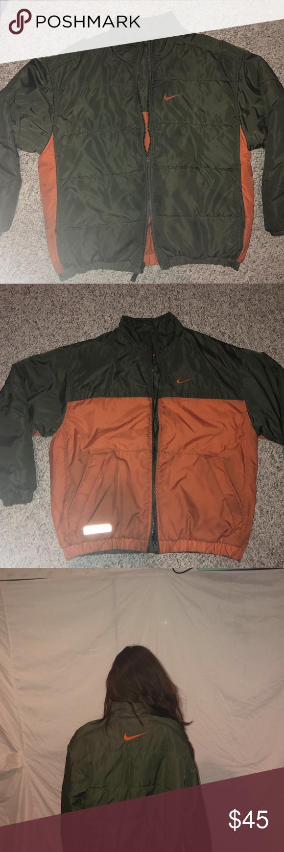 Nike Reversible Puffer Jacket In 2021 White Skechers Coats Jackets Women Nike Bomber Jacket [ 1740 x 580 Pixel ]