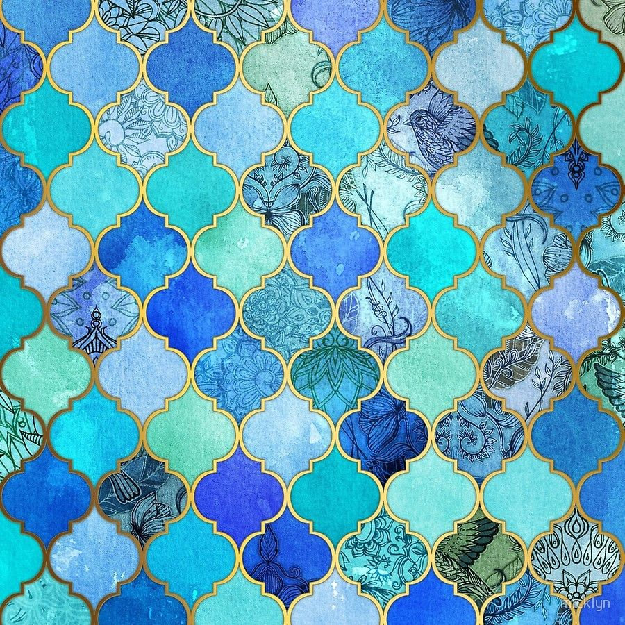 Moroccan tiles may be more expensive than regular ones