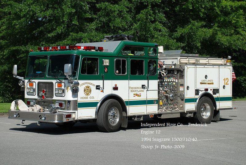 Frederick County KEYSTONE STATE FIRE PHOTOS 1st
