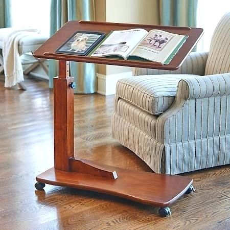 Side Table Swivel Table Top For Recliner Google Search Swivel Bedside Tray Table Adjustable Swivel Bedside T Adjustable Table Stylish Bedside Tables Furniture
