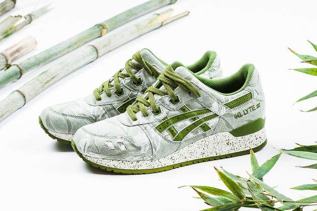 ASICS Gel Lyte III 'Japanese Textile Bamboo'   Asics gel