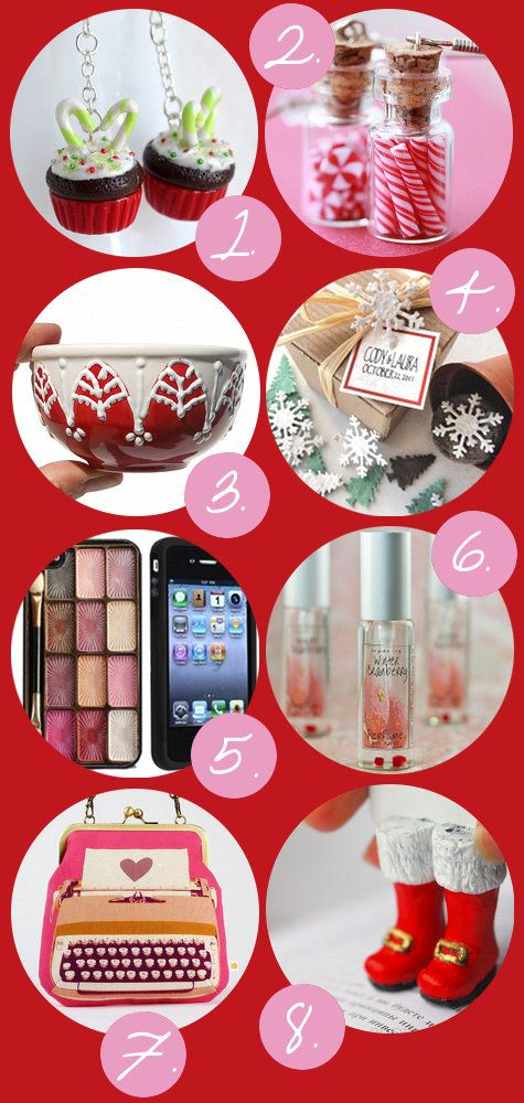 Womens Christmas Gift Ideas 2013 Part - 17: Holiday Gift Guide: Christmas Stocking Stuffer Gift Ideas For Women And  Teens