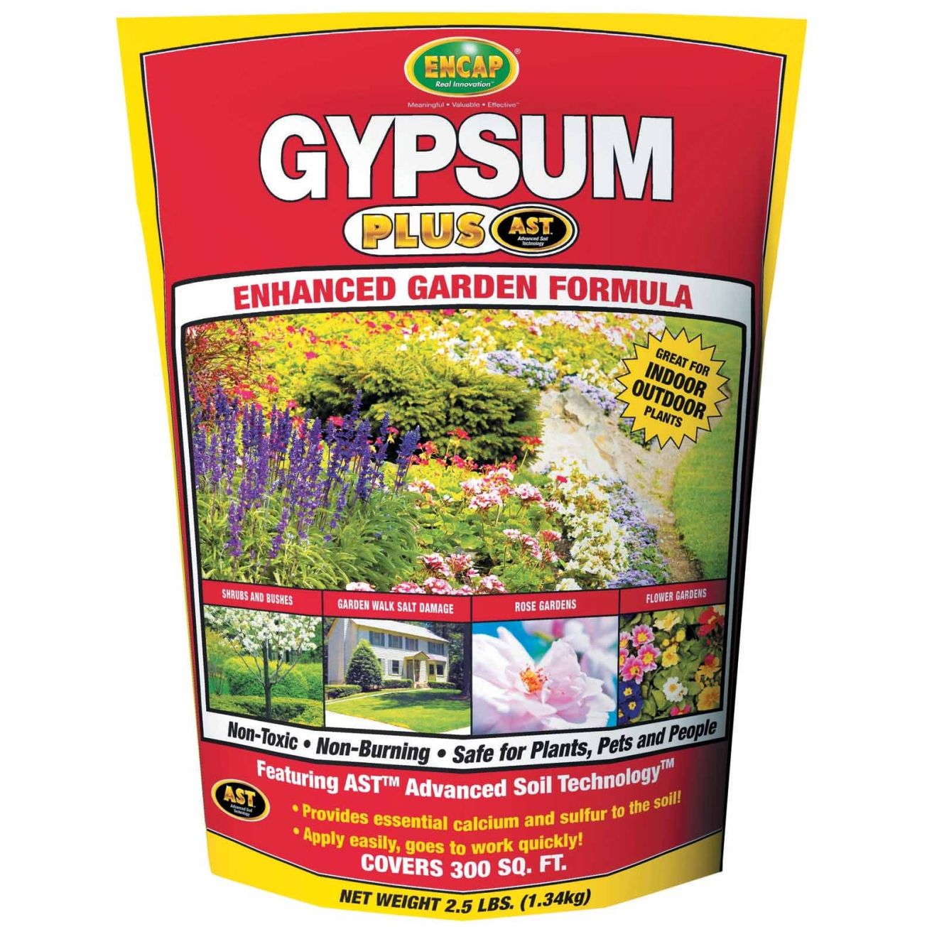 Gypsum Ace Hardware...Super soil conditioner made of