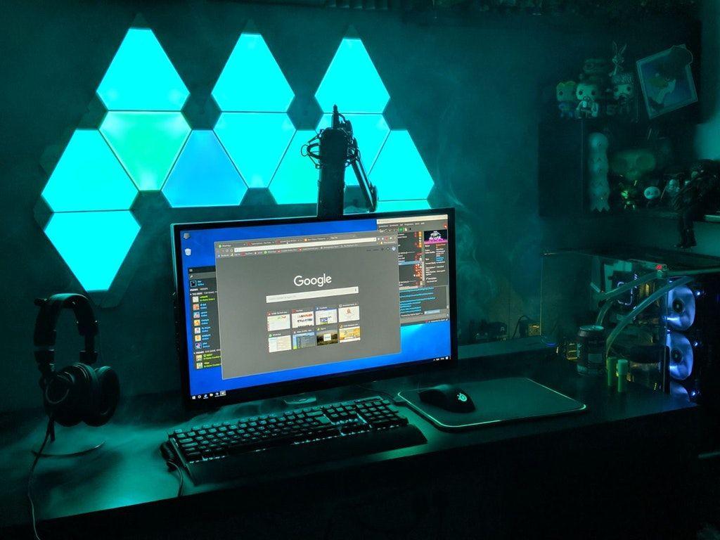 Battlestations | Best gaming setup, Video game rooms, Gaming setup