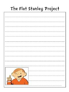 Flat Stanley Letter Template