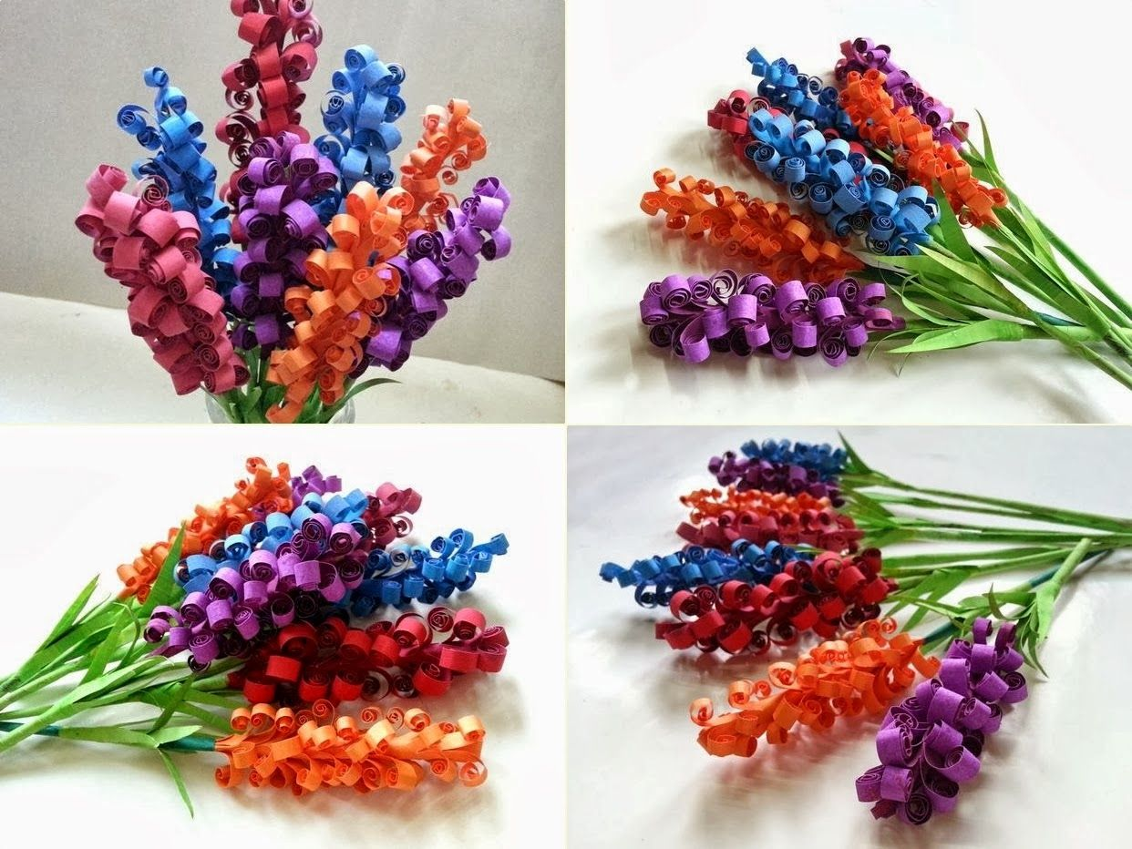 HANDY DIY  Spring Flower Crafts  crafting  Pinterest  Flower