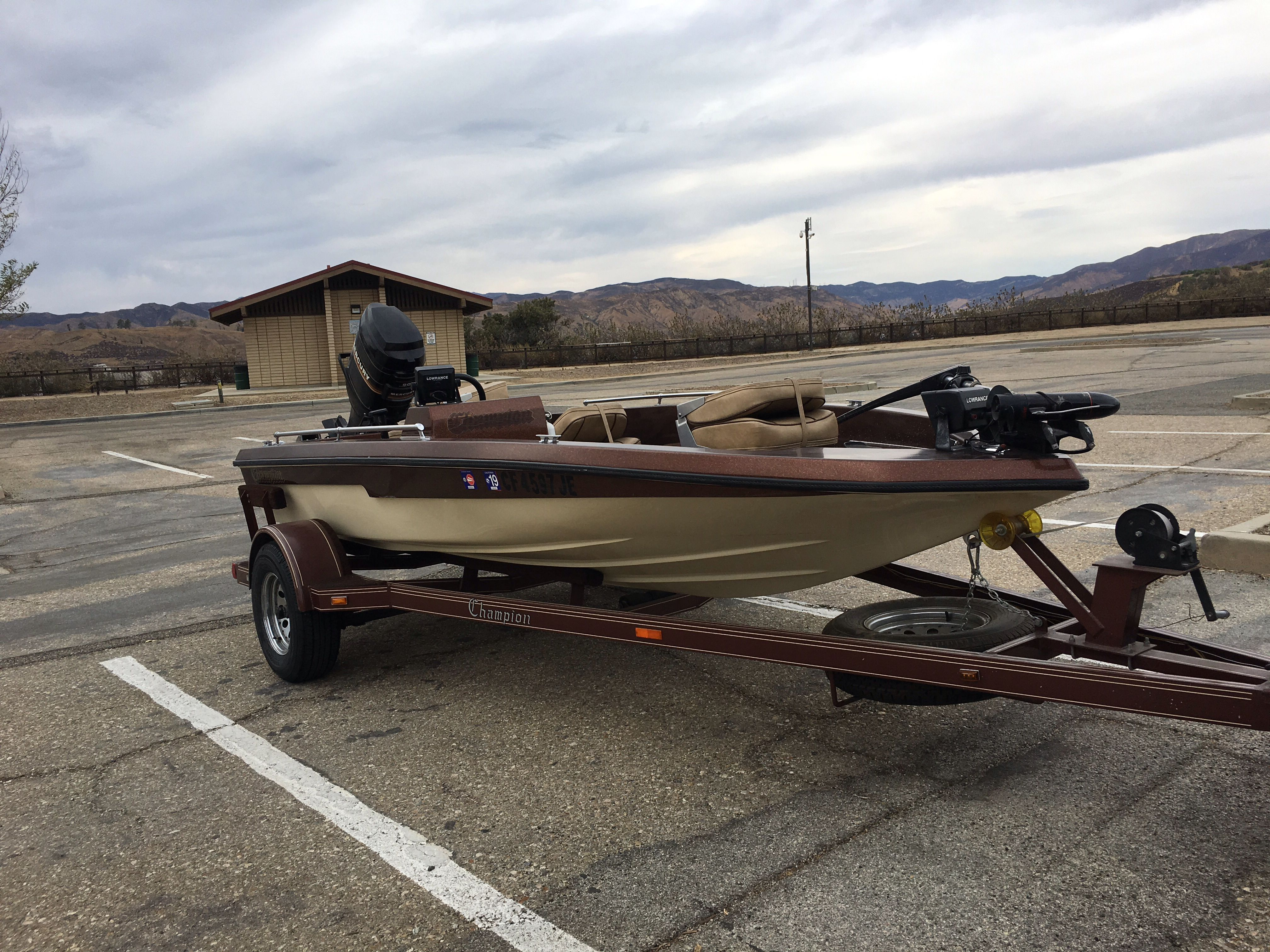 Champion Bass Boat Off 52 Mlrinstitutions Ac In