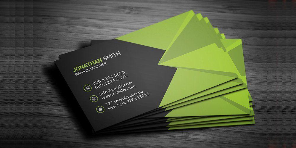 FreeCorporateBusinessCardPsdJpg   Business Cards