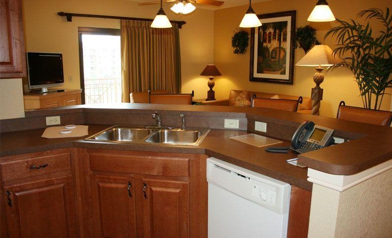 Kitchen 2 Wyndham Bonnet Creek Resort Wyndham Bonnet Creek Bonnet Creek Wyndham