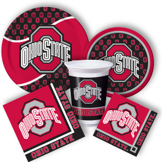 Ohio State Party Supplies From Www Discountpartysupplies