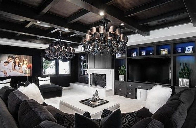 10 Exciting Gothic Furniture Set For Your Living Room