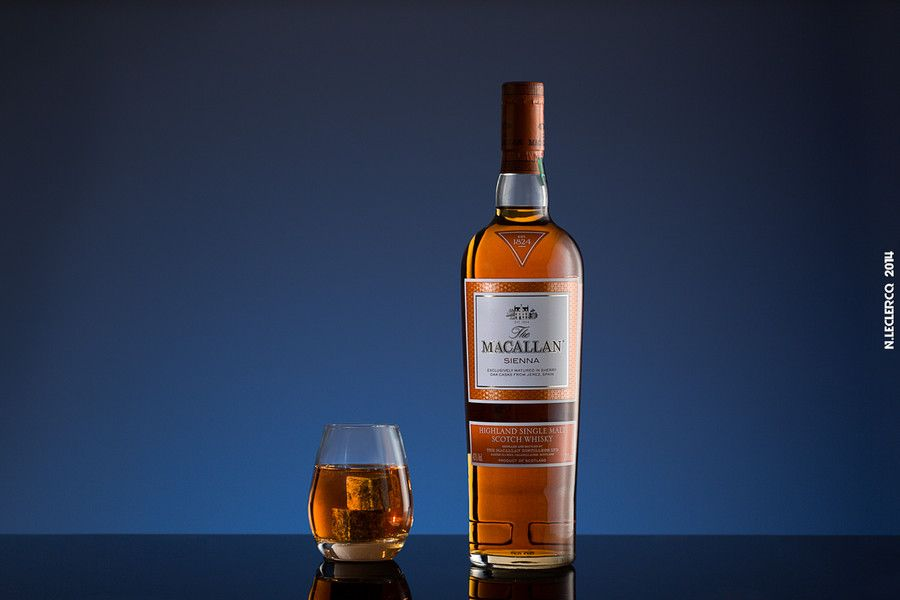 Macallan sienna by nicolas leclercq on 500px wine bottle