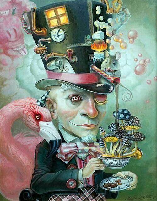 Steam punk Fantasy | Alice in wonderland, Adventures in wonderland, Wonderland