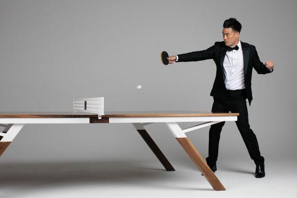 rs barcelona pingpong table