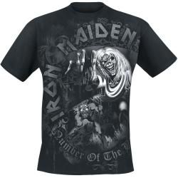 Photo of Iron Maiden Number Of The T-ShirtEmp.de