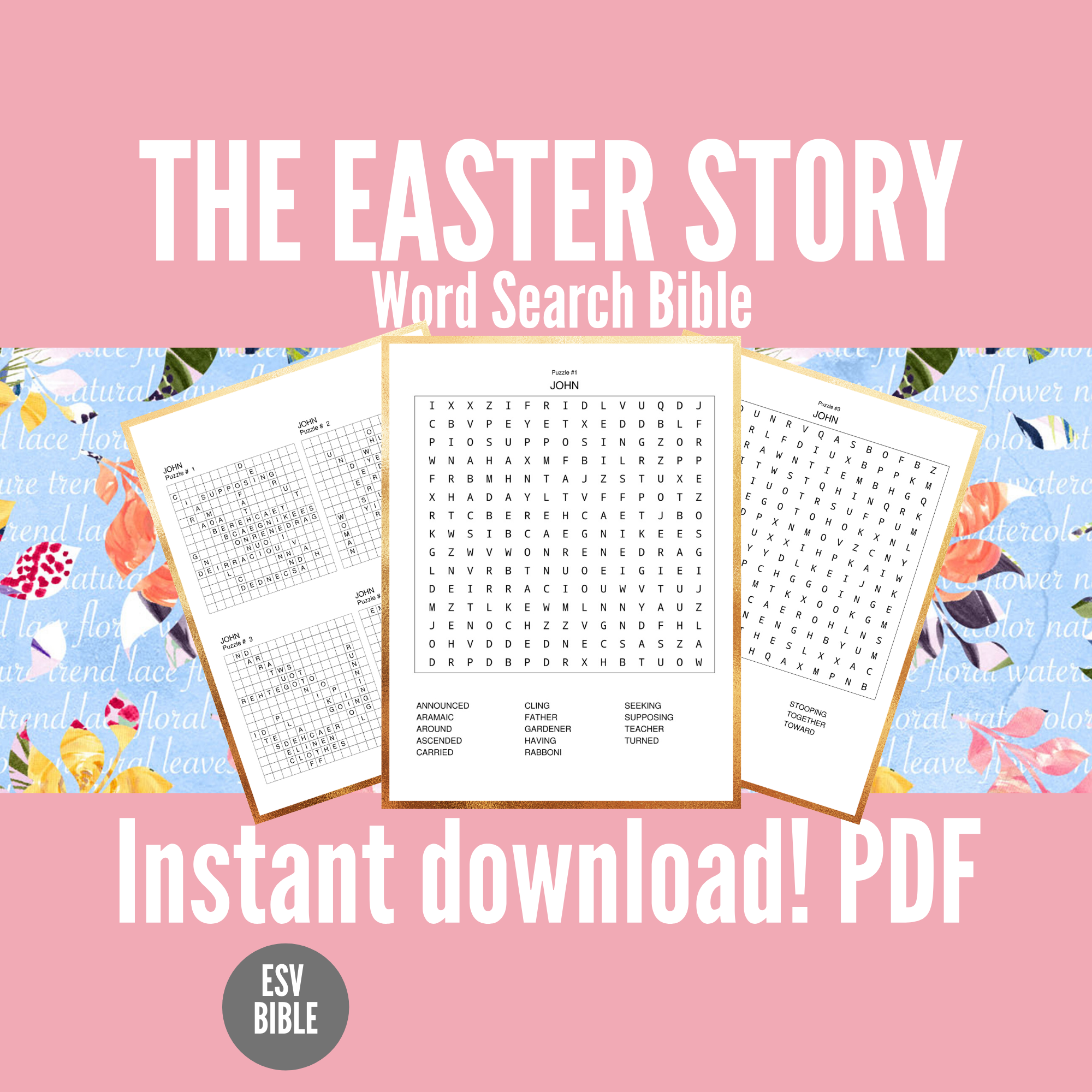 Pin Na Word Search Easter Bible Verses And Prayers