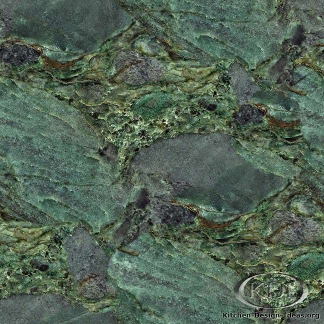 Emerald Green Granite Kitchen Countertop Ideas Green Granite