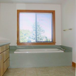 Fiberglass Or Tile Tub Surround Diy Intended For Proportions 768 X 1024  Bathtub Insert With Window   After A Long Time Of Living In Your Home,  There May Be