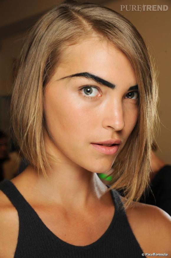 Tendance : 10 coiffures pour cheveux fins | Coiffure courte, Sérum pour cheveux et Carré court ...