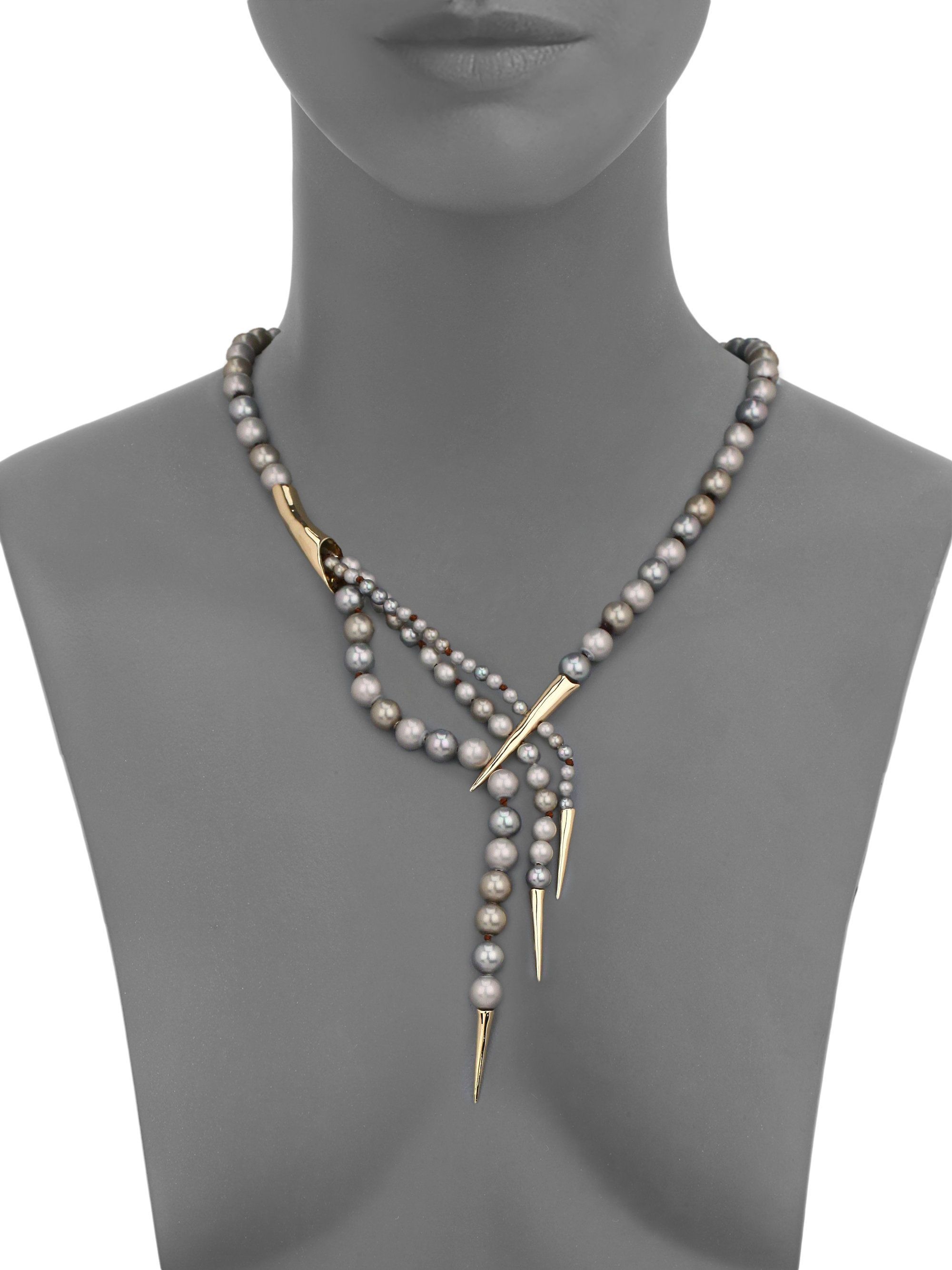 statement bittar orchid from commandress class alexis up desert jasmine it distinctive necklaces pendant necklace