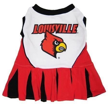Louisville Cardinals Cheer Leading SM