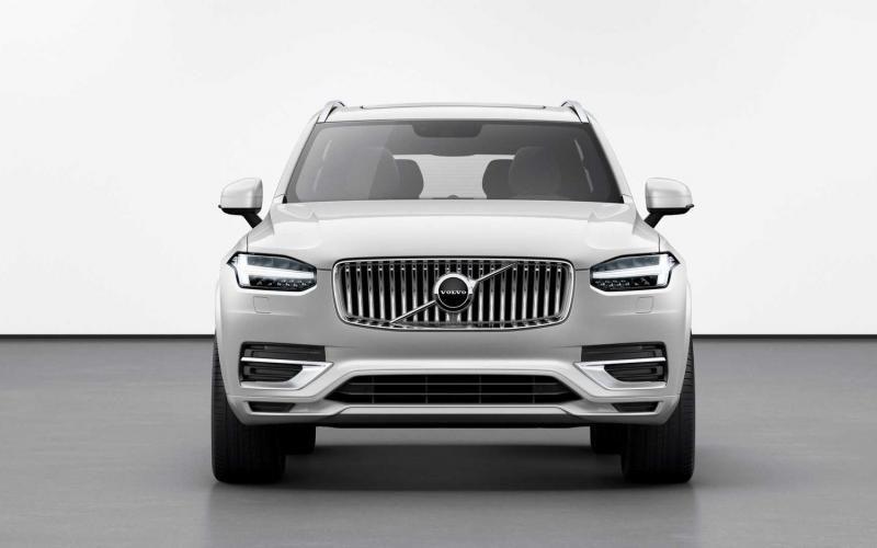 Volvo Xc90 T6 R Design 2020 Volvo Xc90 Volvo Safest Suv