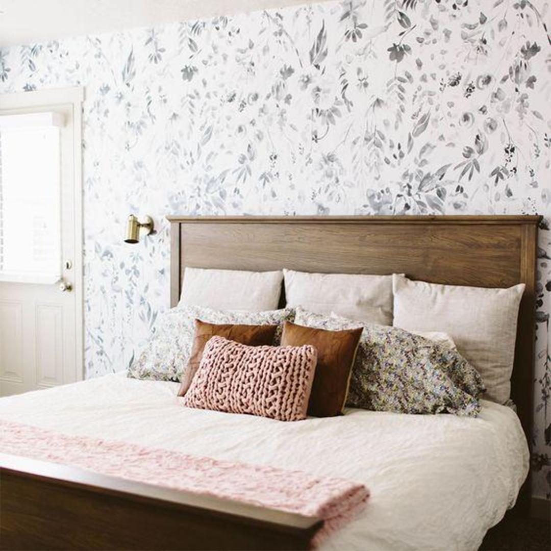 Best Ivy Wallpaper In 2020 Bedroom Wall Bedroom Decor Room 640 x 480