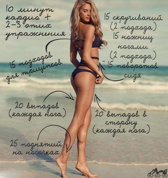 Мотиваторы Для Похудения Для Женщин. Мощная мотивация - чтобы похудеть легко и надолго