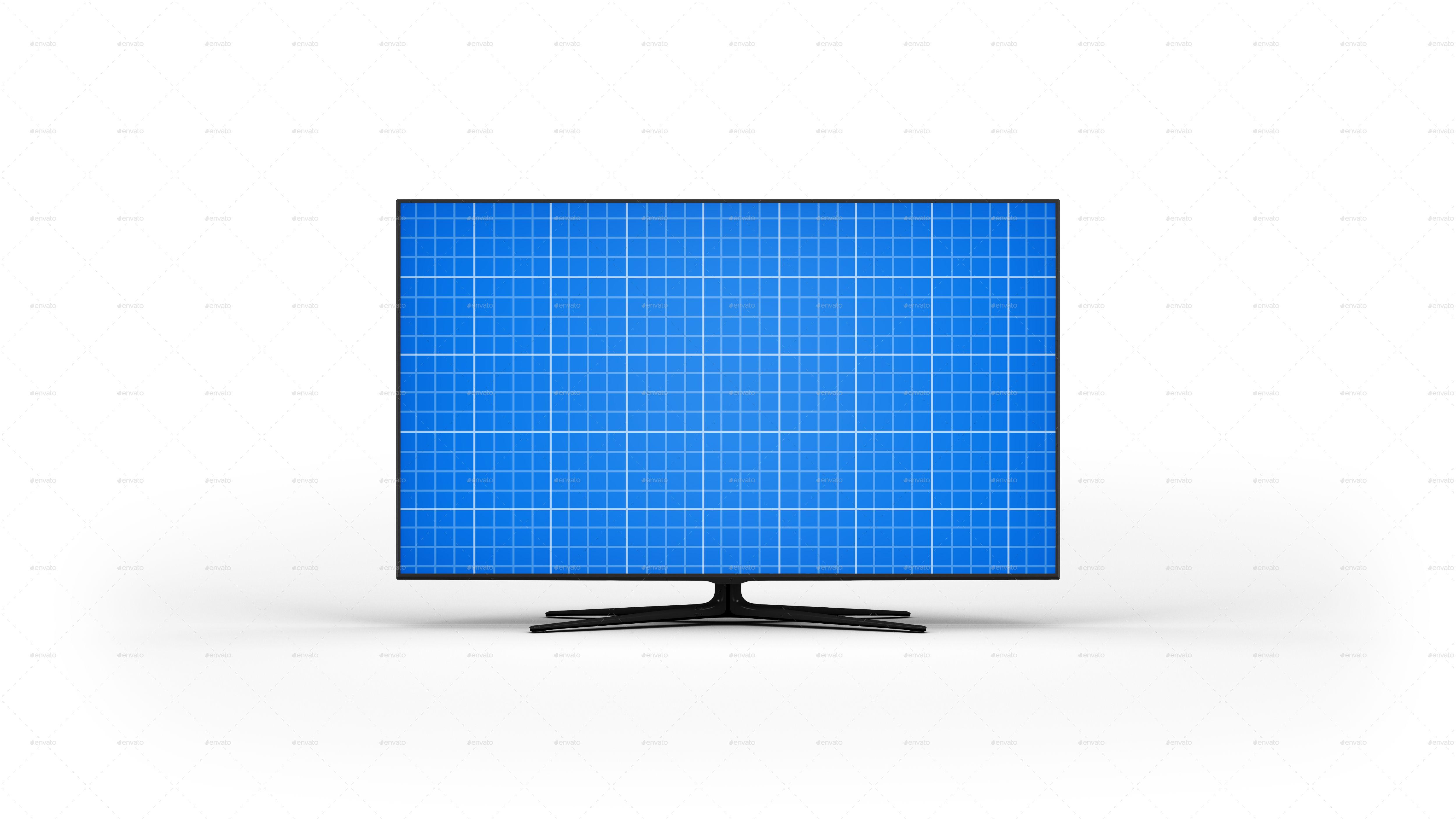 Tv Screen Mockup Monitors Monitor Mockup Tvs
