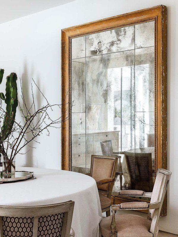 efectos deco con espejos en 2019 decora con espejos On piso de entrada de la sala de deco