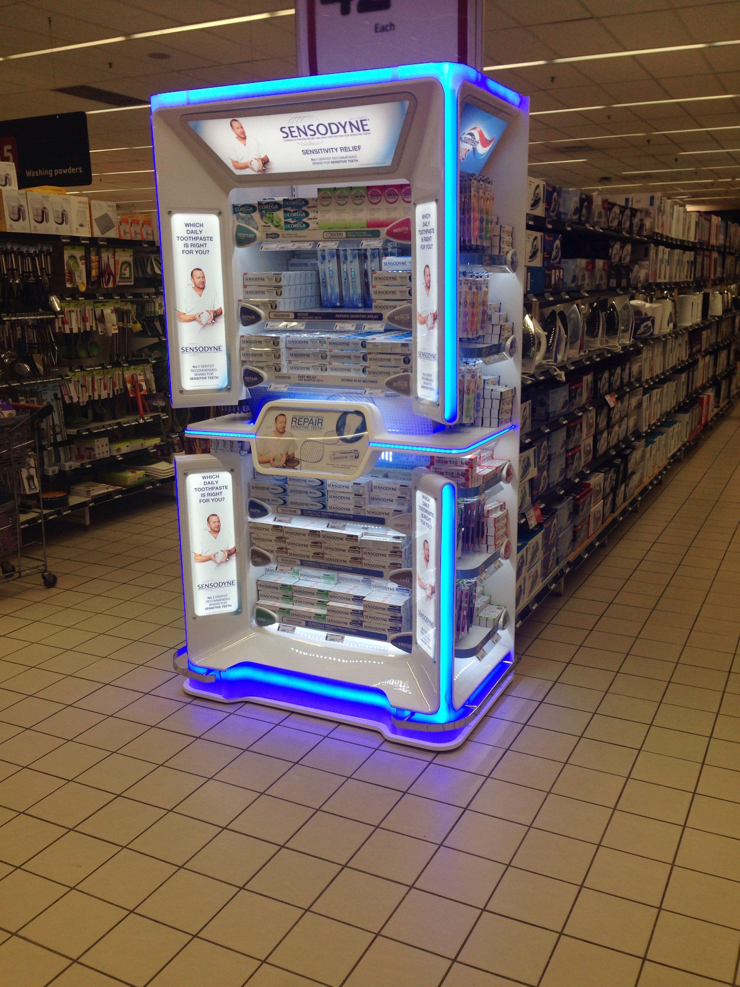 Retail Point of Sale Displays