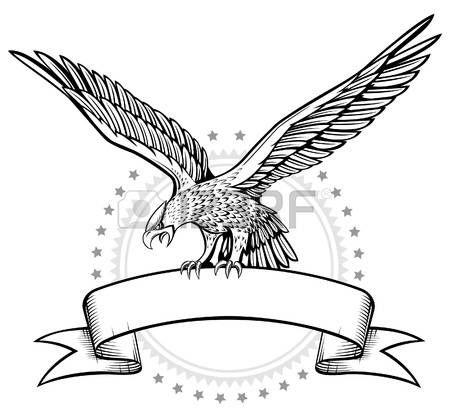 escudo de armas extienda el ala bandera del guila temporales escudo de armas armas y escudo. Black Bedroom Furniture Sets. Home Design Ideas
