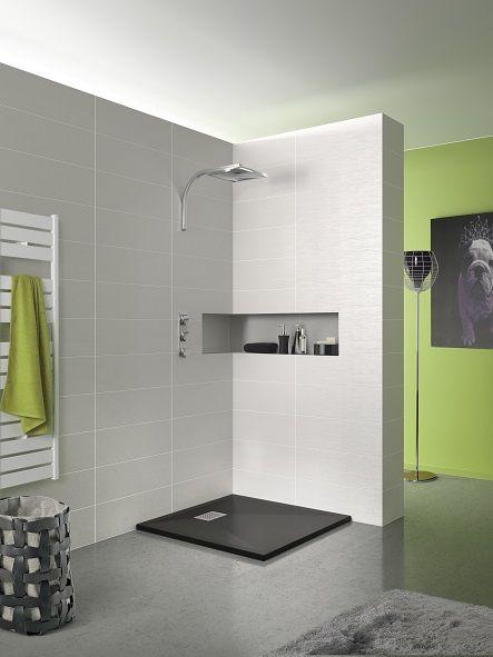 Como Instalar Un Plato De Ducha De Resina Pinterest Bathroom - Como-instalar-un-plato-de-ducha
