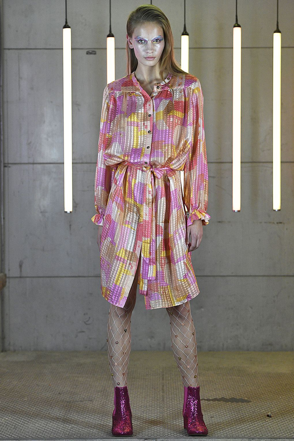Language In 45 And 47 Stella Street: Stine Goya Spring/Summer 2018 Ready-To-Wear