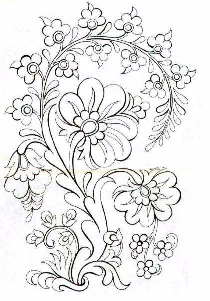 International Embroidery Patterns Oya Ornekleri Nakis Desenleri Crewel Embroidery