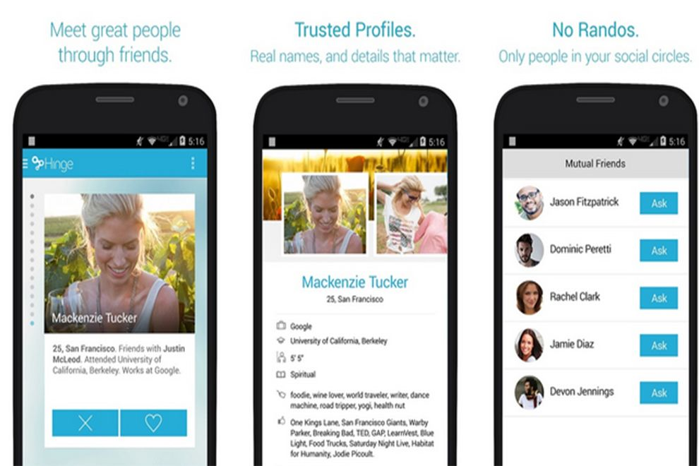 This mainstream dating application is at last accessible
