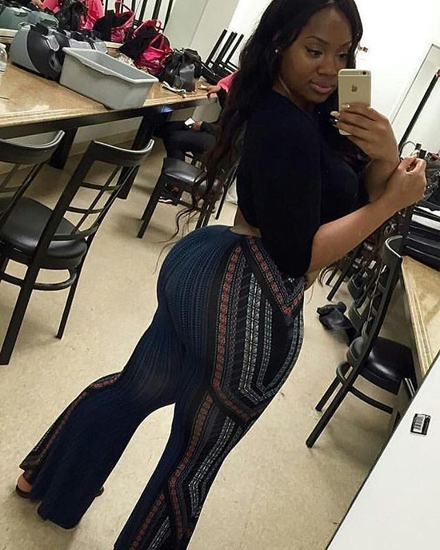Phat Thick Black Ass