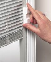 Blinds for andersen windows anderson sliding patio doors for Windows with built in shades