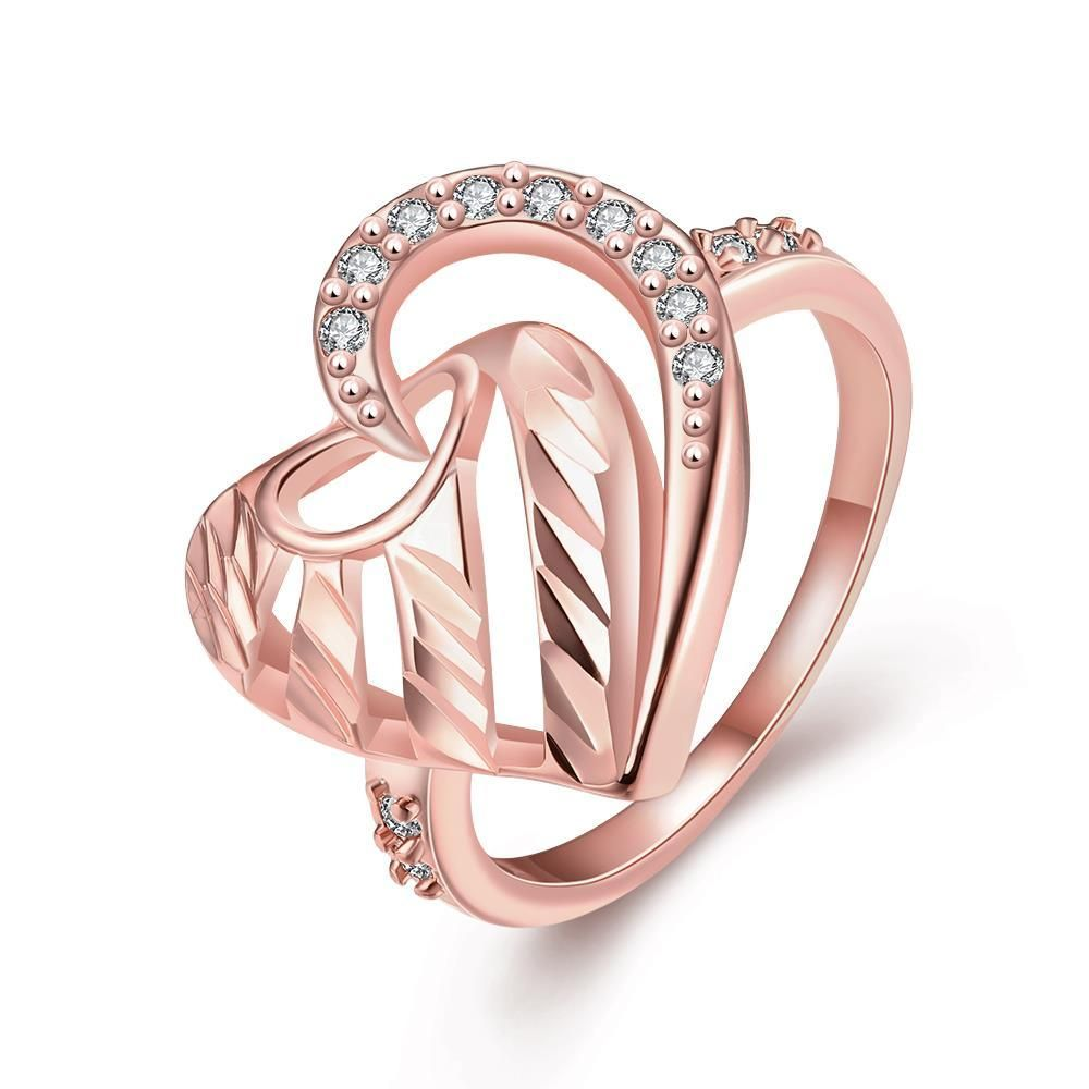 Plated Triangular Love Knot Ring, Women\'s | Products | Pinterest ...