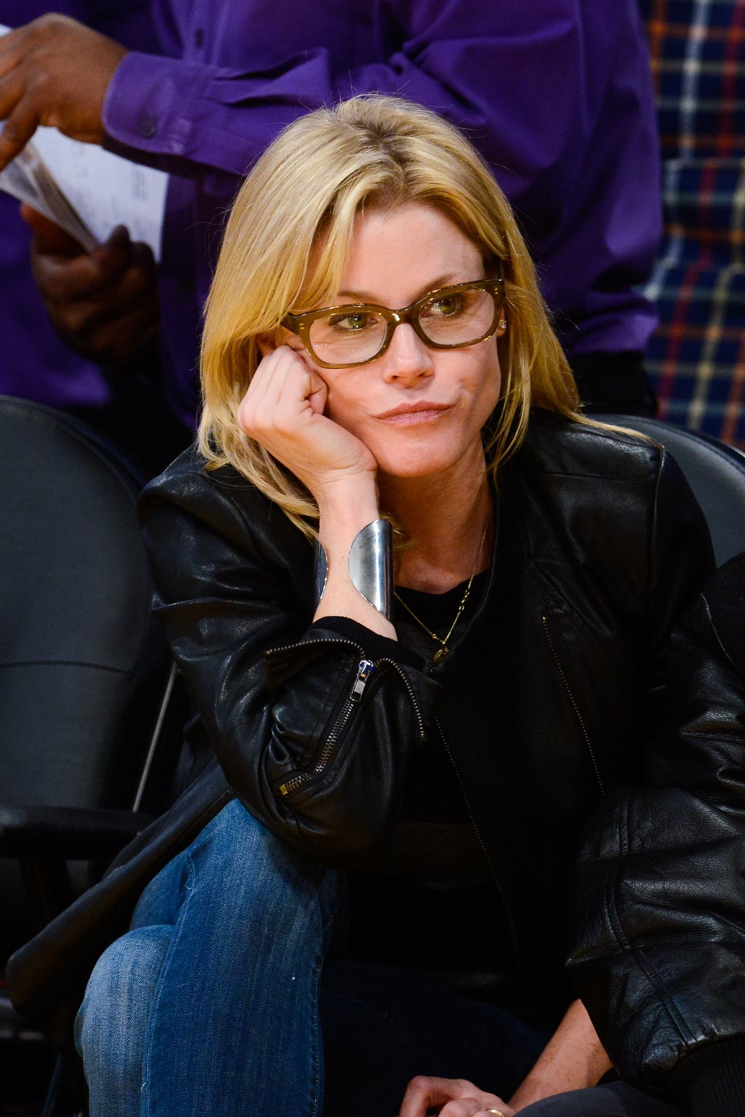 Julie Bowen is known as Claire Dunphy on the TV series