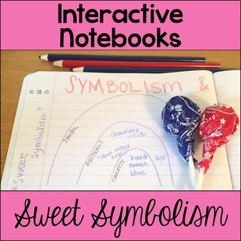 Symbolism And Allegory Pinterest Interactive Student Notebooks