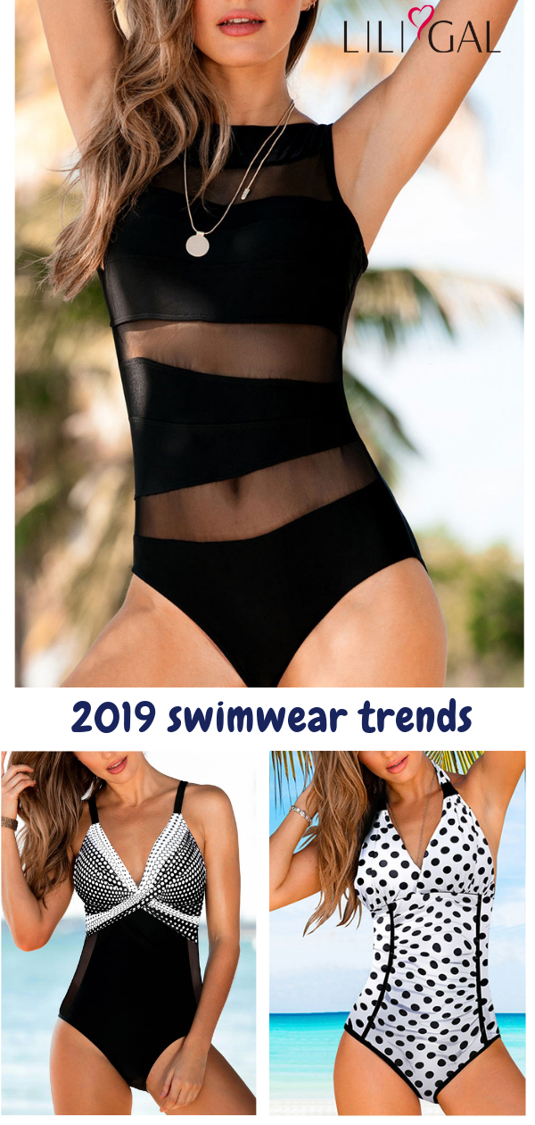 Best One Piece Swimsuits for women 2019