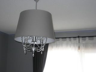 Kronleuchter Kristall Ikea ~ Fantastic hack from an ikea chandelier from domestic eclectic