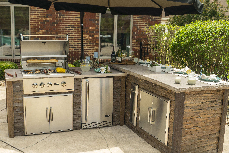 6 Premium Outdoor Kitchen Island Rta Outdoor Grill Kitchen Series Outdoor Living Kitchen Outdoor Kitchen Kits Outdoor Kitchen Island