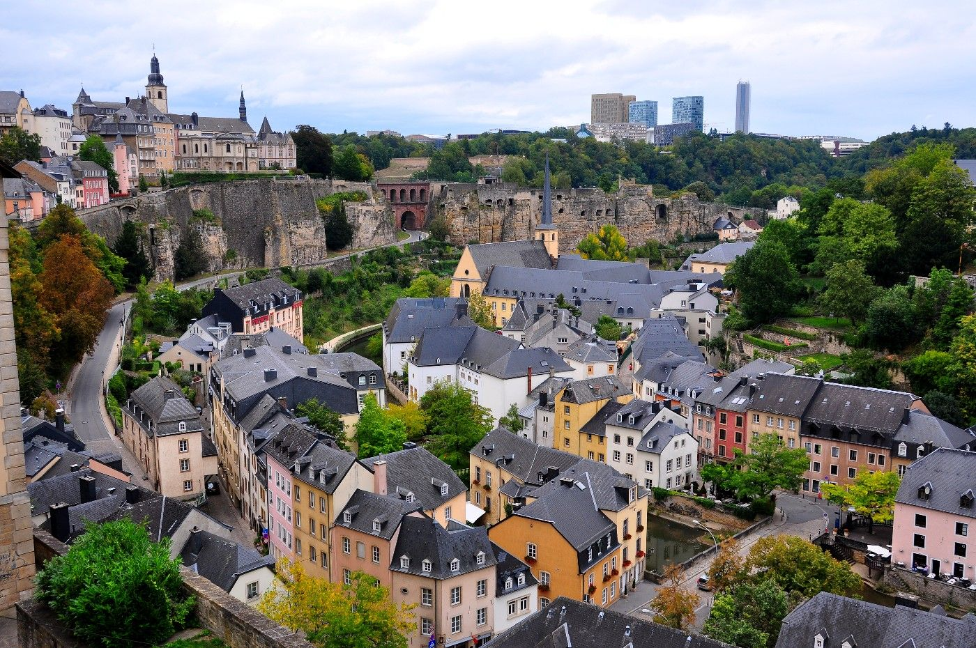 Luxembourg Luxembourg