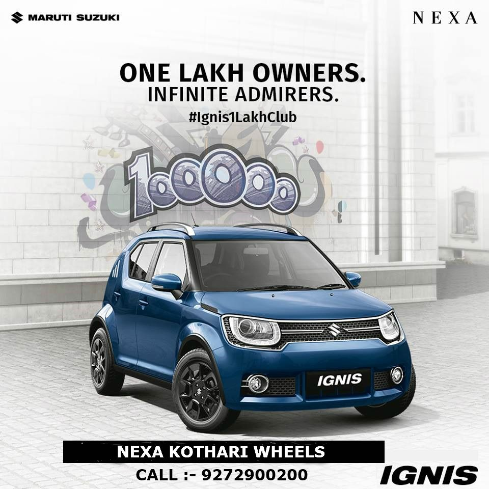 Pin By Nexa New Airport Road Pune On Nexa Ignis Vehicles Heart