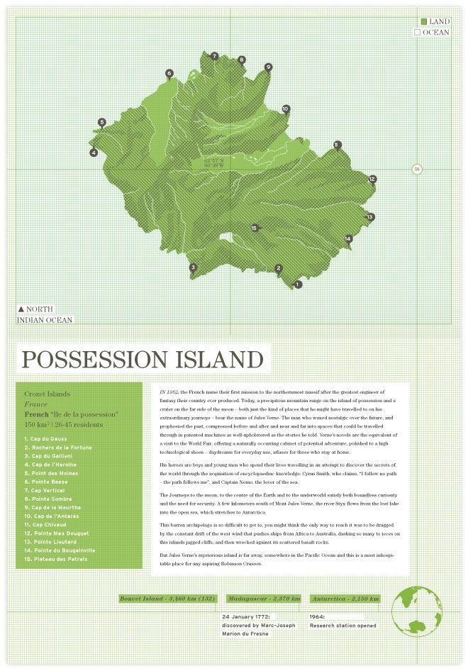 Atlas Of Remote Islands Trenton Jay Disenos De Unas Cartografia Mapas