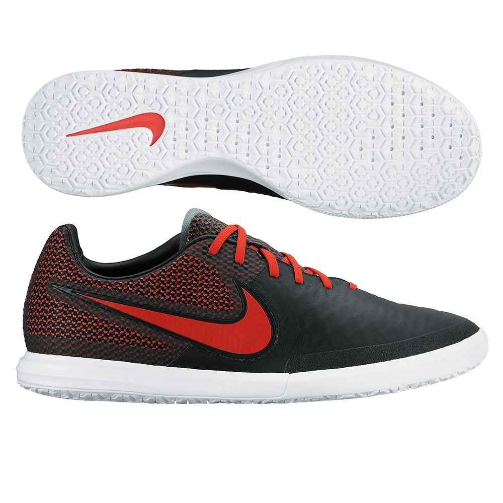 quality design 972ec f437f Control the game with the Nike MagistaX Finale indoor soccer shoes.  Featuring a great touch