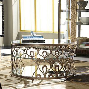 Coffee Tables Coffee Table Coffee Table Joss And Main Gold Glass Coffee Table